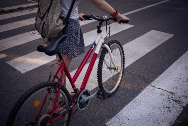 自転車のブレーキ音から身体のメンテナンスについて思うこと